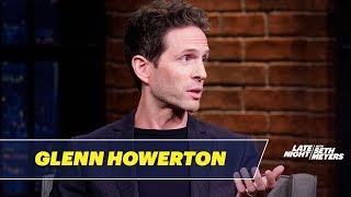 Glenn Howerton and His Wife Got Very Seasick on Their Romantic Boat Ride