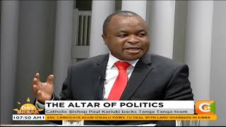 | DAY BREAK | The alter of politics | Part 1