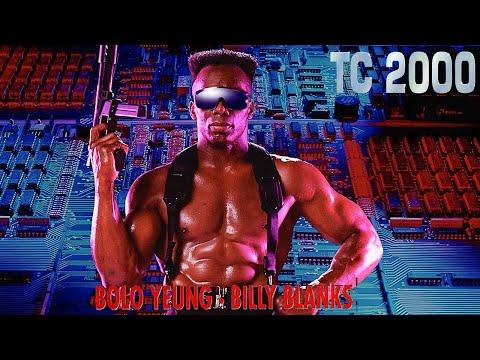 TC 2000 (Spanish) (1993) | Full Movie | Billy Blanks | Bolo Yeung | Jalal Merhi