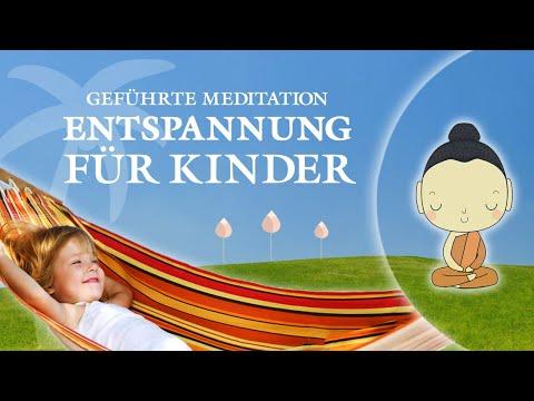 Geführte Meditation für Kinder zum Entspannen, Entspannung und Fantasiereise für Kinder