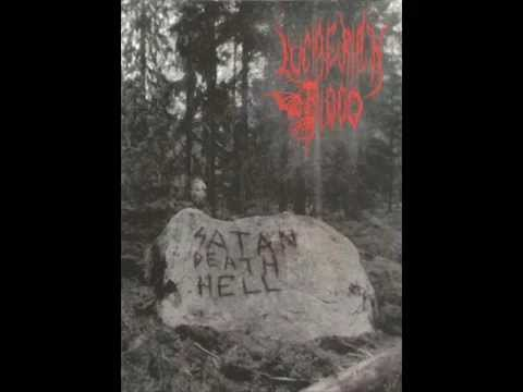 Luciferian Blood - Anti Christianity (Down with the Plague)