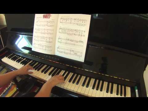 Fum, Fum, Fum (Spanish carol) Piano Adventures Christmas book level 4 faber