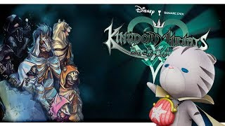 【 KINGDOM HEARTS BACK COVER】 Watch along with us and get caught up for Kingdom Hearts 3!
