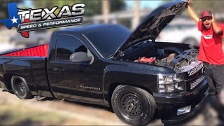 Installed Headers On My Truck **LOUDEST TRUCK IN THE WORLD**