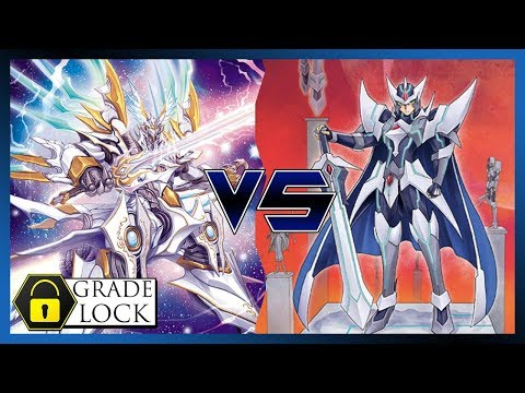 I'm Rooting For The Royal Player! Cardfight Vanguard Match! Sanctuary Guard vs Blasters
