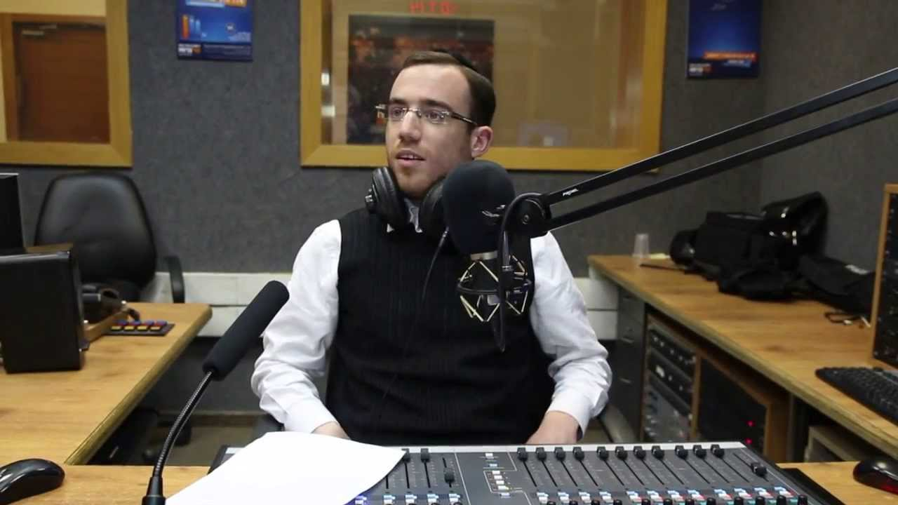 """עמירם בן לולו בתוכנית חגיגית לרגל יום הולדת 5 שנים לרדיו """"קול ברמה"""""""