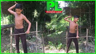 Primitive Land,Preparing the place for making video,Primitive Technology,