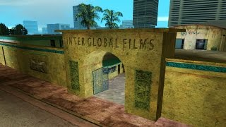 GTA Vice City - InterGlobal Film Studios
