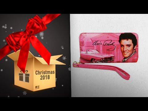 Top 10 Elvis Presley Handbags & Wallets Gift Ideas / Countdown To Christmas 2018!