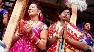 2017 का सबसे हिट देवी गीत - Kholi Mai Bajar Kewad - Mai Kholi Na Bajad Kewad - Mirchai Lal Yadav