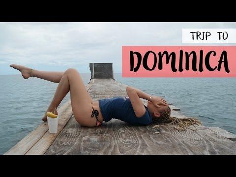 trip to DOMINICA // veevee loe