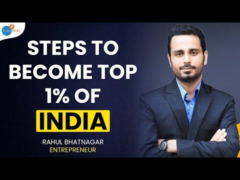 BUSINESS Ideas You Can Start & Scale with NO MONEY | Rahul Bhatnagar | Josh Talks