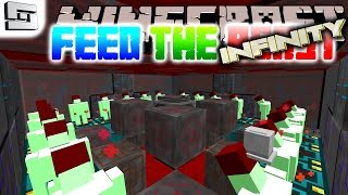 Minecraft Mods FTB Infinity - WELL OF SUFFERING w/ FLESH GOLEMS! ( Feed The Beast E47 )