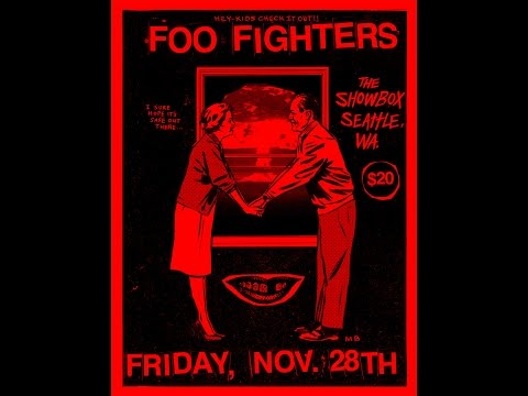 Foo Fighters @ Showbox Seattle - 11/28/2014 Full Concert (Audio Only)