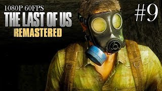 The Last of Us Remastered Gameplay Walkthrough Part 9 - No Commentary (All Collectibles)