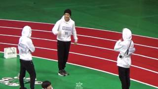Gambar cover ISAC 2017 BTS JIN, JIMIN & V DANCING TO OLD SONGS