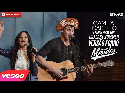 Shawn Mendes Ft. Camila Cabello - I Know What You Did Last Summer VERSÃO FORRÓ