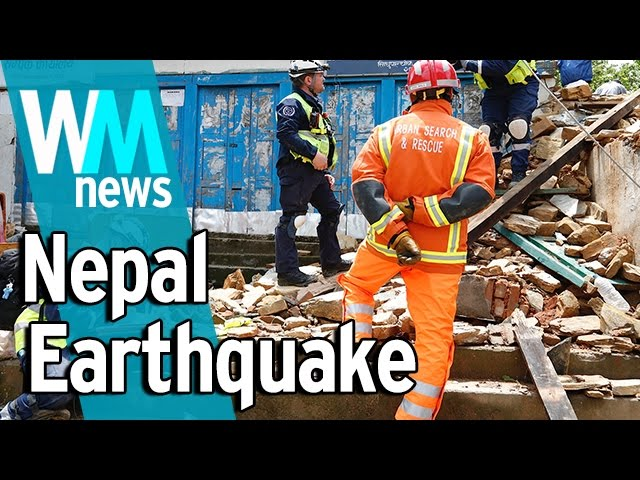 10 Nepal Earthquake Facts - WMNews Ep. 25