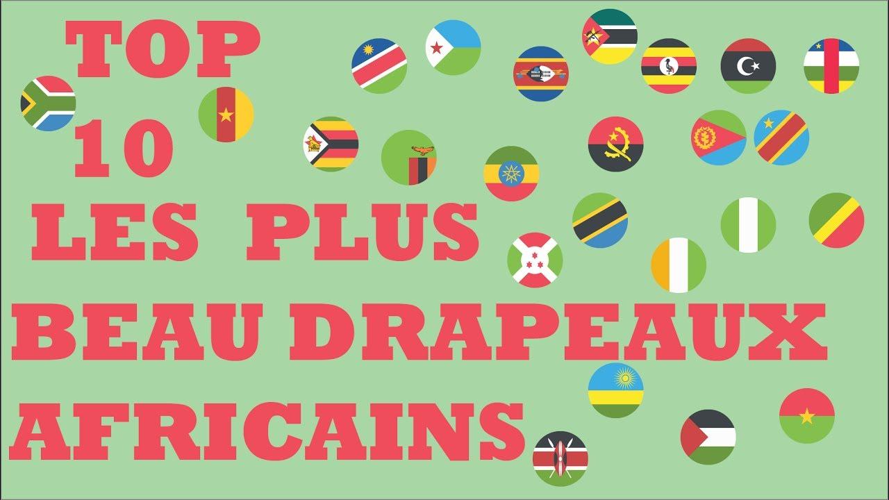 top 10 les plus beaux drapeaux africains youtube. Black Bedroom Furniture Sets. Home Design Ideas