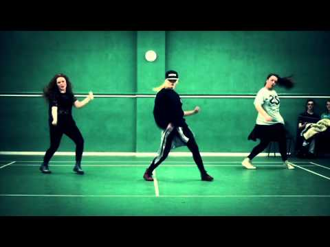 Nicole Scherzinger - Right There Choreography