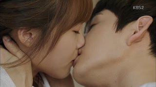 Eunji kiss scene (Sassy Go Go)