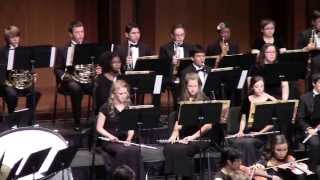 LVYO Symphony May 2013, Alceste, Overture - Christoph Willibald von Gluck