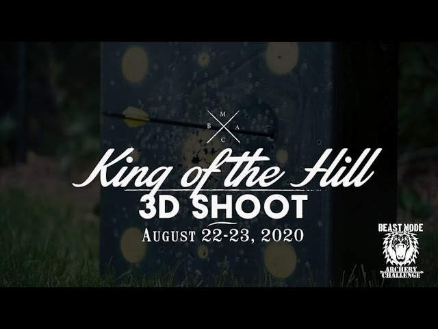 BMAC King of the Hill 3D - Are you ready?