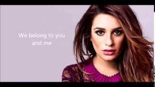 GLEE - How Deep Is Your Love (Karaoke)