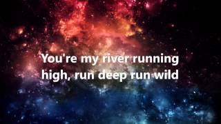 Lykke Li - I Follow Rivers (The Magician remix) LYRICS ON SCREEN