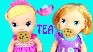 Baby Alive Teacup Surprise Baby Doll Fun Tea Party Yucky Poo Pee Diaper Baby Alive Crazy Dolls