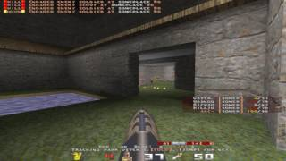 Quake Team Fortress (QWTF) - FOLD vs. Mercenaries Clan XVII, pt. 1