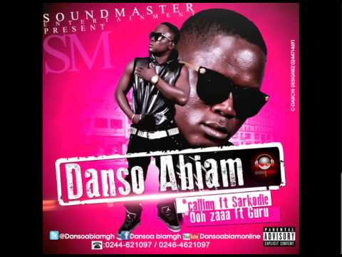 Danso Abiam - Calling ft Sarkodie (Mixed by Garzy) (Ghana Music)