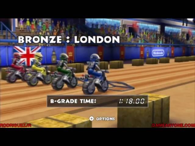 Excitebike: World Rally S Rank Walkthrough (Bronze Cup)