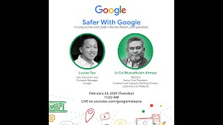 Stay Safer With Google - Online Safety for Kids and Families #SaferInternetMonth