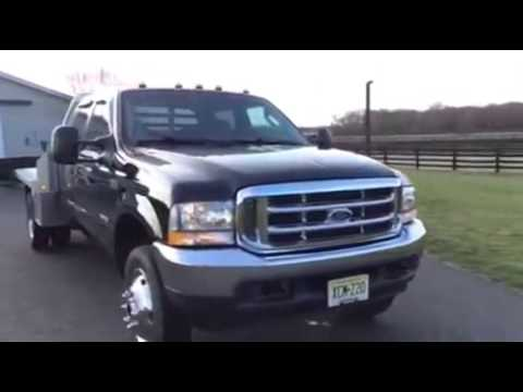 Flatbed Tow Truck >> 2003 FORD F550 For Sale - YouTube