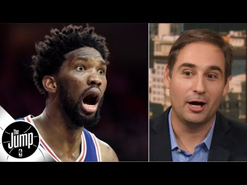 I'm incredibly scared of the 76ers, and I think they're winning the East - Zach Lowe | The Jump