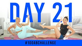 Day 21: 100 Sprinters!   #100AbChallenge w/ Rebecca Louise