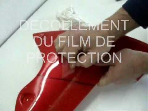 coverfilm test de resistance du film de protection de carrosserie youtube. Black Bedroom Furniture Sets. Home Design Ideas