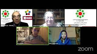 La 8-a Irana Esperanto-Kongreso (IrEK-8) – Unua Tago