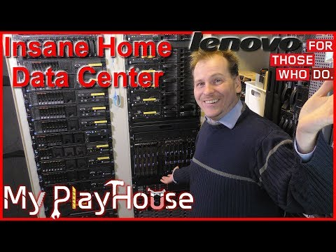 Home Data Center / Server room - The Grand Tour - 586