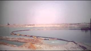New Suez Canal March 29 New: Scene 2015