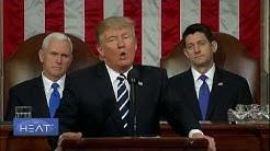 The Heat: President Trump Addresses Congress Pt 1