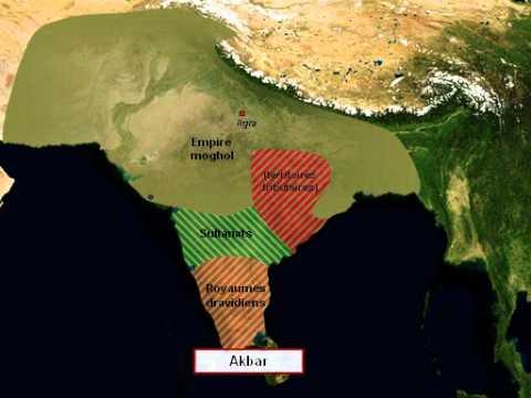 hqdefault - La civilisation islamique : L'Empire mogol de l'Inde