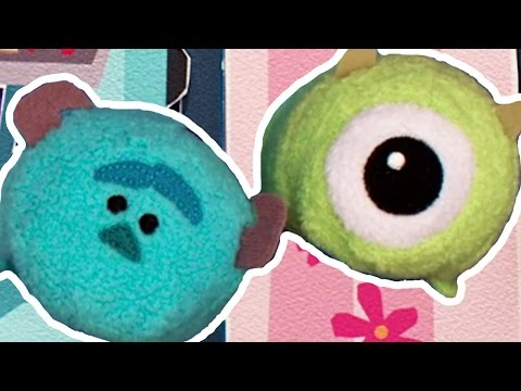 Thumbnail: Monsters Inc. As Told By Tsum Tsum | Disney