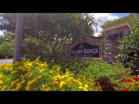 Walden Ridge Apartments in Kennesaw, GA - Walk Through Video Tour