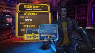 Borderlands Pre Sequel. Which Character?