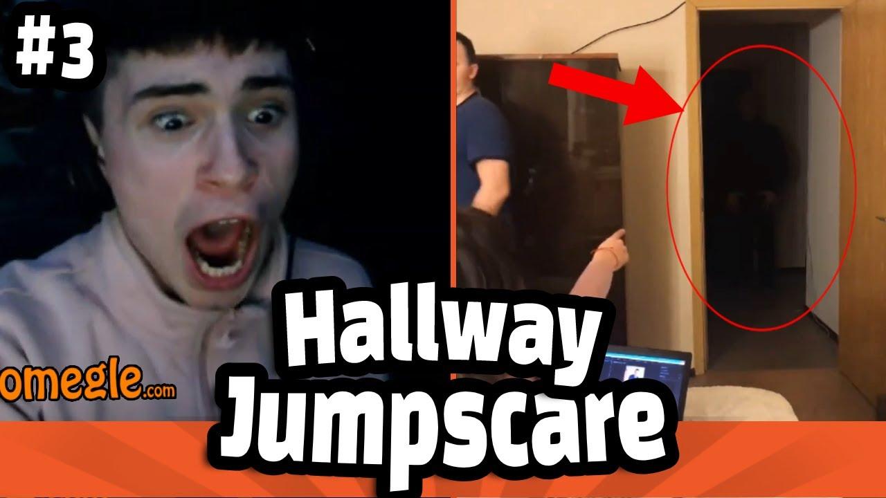Download Omegle JUMPSCARE PRANK - Hallway #3