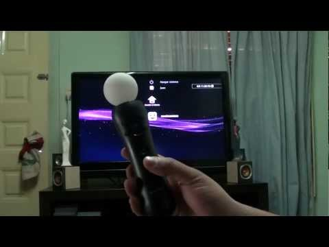 Video tutorial play Move PS3 ( Parte 1 )
