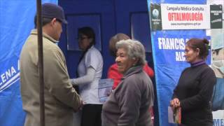 Municipalidad de Magdalena del Mar continúa Campañas Médicas Gratuitas Francis Allison