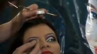"""Excellent Cosmetics"" Live Make-Up in 12th Bridal Competetion Pakistan Thumbnail"
